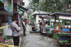 Mortir Seberat 50 Kg Ditemukan di Aliran Kali Cipinang