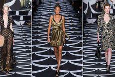 New York Fashion Week 2014: Gaun Lilit Ikonik Itu Hadir Kembali!