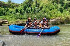Sensasi Wisata Alam, Rafting di Sungai Elo Magelang