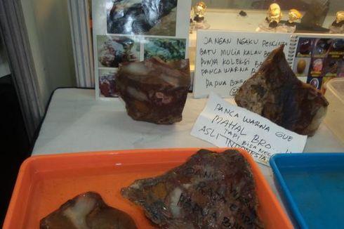 Batu Akik dari Seluruh Nusantara Dipamerkan di TMII