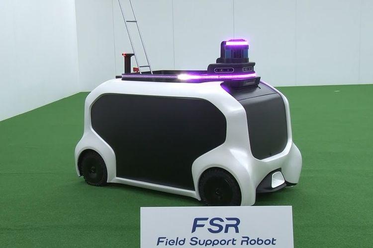 Toyota Field Support Robot