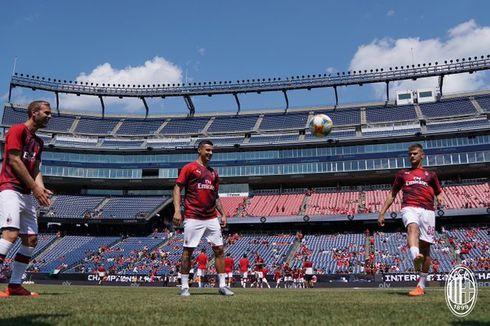 AC Milan Vs Benfica, Mantan Pemain Bikin I Rossoneri Kalah