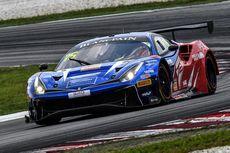 Rio dan David Geber Ferrari 488 GT di Asian Le Mans Series
