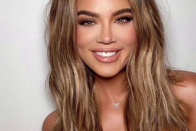 Khloe Kardashian di tahun 2020.