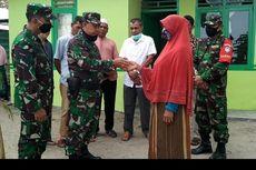 Rumah Warga Miskin Rusak Parah hingga Tembus Pandang, TNI Turun Tangan