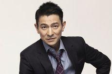 Andy Lau Mengaku Tak Bisa Kontrol Emosi Saat Temani Anak Sekolah Online