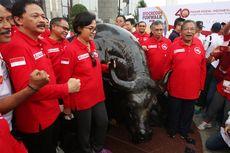 Mengapa Ada Patung Banteng di Halaman Bursa Efek Indonesia?