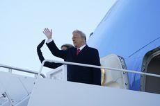 Trump Tinggalkan Washington DC Diiringi Lagu