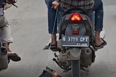 Tak Ada Bukti Kepemilikan, Laporan Kasus Anjing Dicuri dan Diseret Pemotor Ditolak Polsek hingga Polda Metro