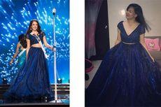 Miss Bulgaria Donasikan Gaun Malam untuk Seorang Remaja Yatim