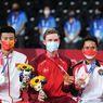Update Ranking BWF Usai Anthony Ginting Amankan Perunggu Olimpiade Tokyo