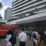 Kebakaran di Gedung DPR RI Diduga Berasal dari Lantai 2