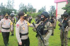 100 Personel Brimob Dikirim ke Papua