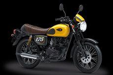 Harga Kawasaki W175 Sudah Naik Sebelum Tahun baru