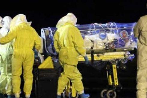 Kondisi Perawat Spanyol yang Terinfeksi Ebola Memburuk
