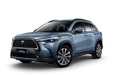 Toyota Pastikan Corolla Cross Meluncur di Indonesia Tahun Ini