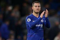 Cuma Messi atau Ronaldo yang Bisa Gantikan Hazard di Chelsea
