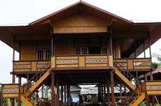 Rumah Walewangko, Rumah Adat Minahasa