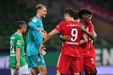 5 Fakta Werder Bremen Vs Bayern Muenchen, Die Roten Samai Rekor Juventus