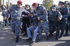 Pemerintahnya Gencatan Senjata dengan Azerbaijan, Rakyat Armenia Marah