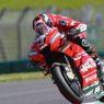 Hasil MotoGP Perancis - Petrucci Jadi Jagoan di Trek Basah, Rossi DNF