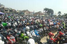 PKL Digusur, Stasiun Bogor Bisa Tampung Ribuan Kendaraan