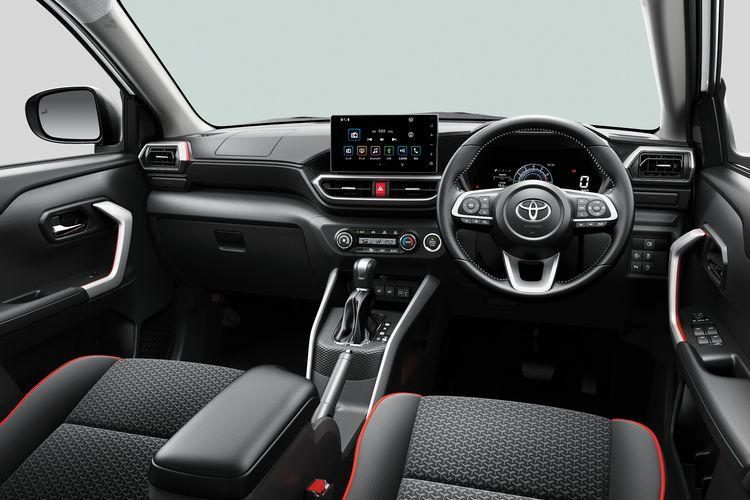Toyota Raize resmi meluncur di Jepang