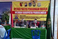 Tak Bermasker, Kepala Sekolah dan Staf Kecamatan Didenda Rp 200.000