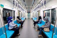 MRT Jakarta Tiadakan Gerbong Khusus Wanita Saat Masa Transisi PSBB
