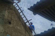 Angin Puting Beliung Terjang Sukabumi, Puluhan Bangunan Rusak