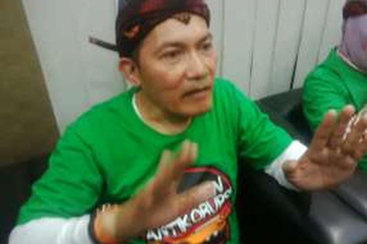 Wakil Ketua KPK, Saut Situmorang