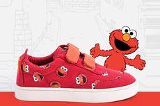Koleksi Penuh Warna dari Kolaborasi Wakai Kids X Sesame Street