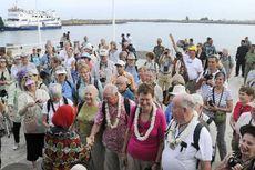2.000 Wisatawan Kapal Pesiar Kunjungi Sabang pada 2013