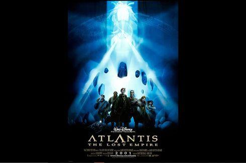 Sinopsis Atlantis: The Lost Empire, Perjalanan Milo Menemukan Atlantis