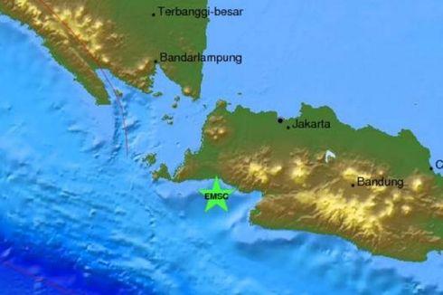 BPBD Lebak: Gempa Pandeglang Tak Timbulkan Kerusakan