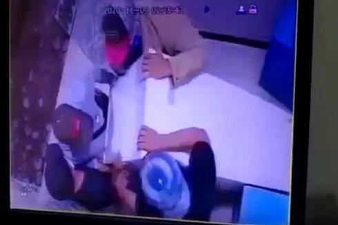 Cerita Perampok Bawa Pergi Mesin ATM Sekaligus, Disebut Baru Pertama Terjadi, Terekam CCTV