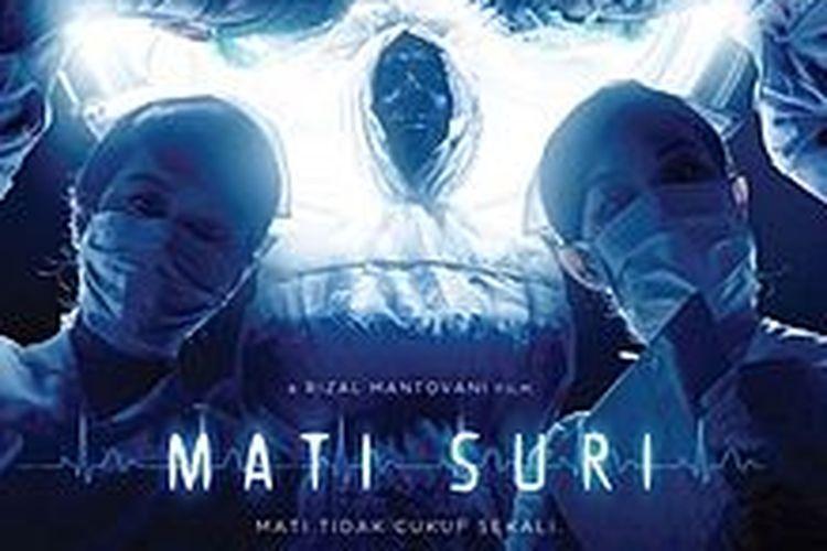 Poster film Mati Suri