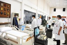 Kemenhan Ubah Pusdiklat Jemenhan Jadi RS Satelit Covid-19