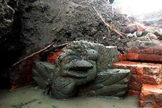 Arca Burung Garuda Ditemukan Bersama Benda Kuno Peninggalan Tiongkok
