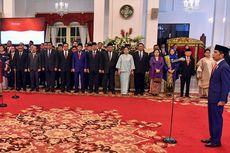 Menanti Reshuffle Jilid 2 Kabinet Jokowi-Ma'ruf Amin...