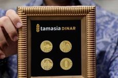 Ramadhan, Tamasia Hadirkan Produk Koin Emas Edisi Khusus