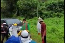 Bupati Konawe Utara Jemput PDP Corona yang Kabur dari RS Lari ke Kebun