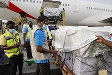 Ghana Negara Pertama Penerima 600.000 Dosis Vaksin Covid-19 Gratis dari Skema Covax PBB