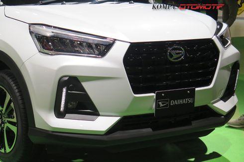 Pasar Otomotif Turun, Daihatsu Tak Mau Disalip Honda dan Mitsubishi
