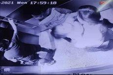 Tidak Pakai Masker di Lift Bocah 1 Tahun Didenda Rp 300.000