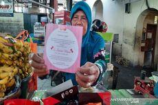 Pedagang dan Tukang Becak Pasar Gede Solo Dapat Paket Makanan Akikah La Lembah Manah