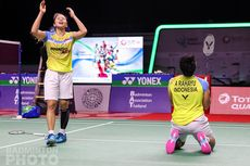 Juara Thailand Open, Greysia/Apriyani Puncaki Peringkat Race to World Tour Final