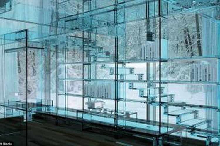 Ilustrasi: Kaca film pada jendela rumah dapat mereduksi sengatan panas mentari, menghemat konsumsi listrik dan aman buat penghuni.