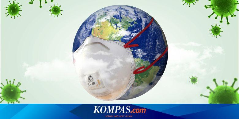 Tanya Jawab Seputar Virus Corona Penyebab Covid 19 Halaman All Kompas Com