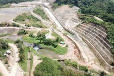 Juli Pengisian Air, Bendungan Ladongi Siap Penuhi Kebutuhan Irigasi di Kolaka Timur